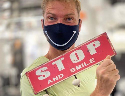 Stop'n'Smile 🙃